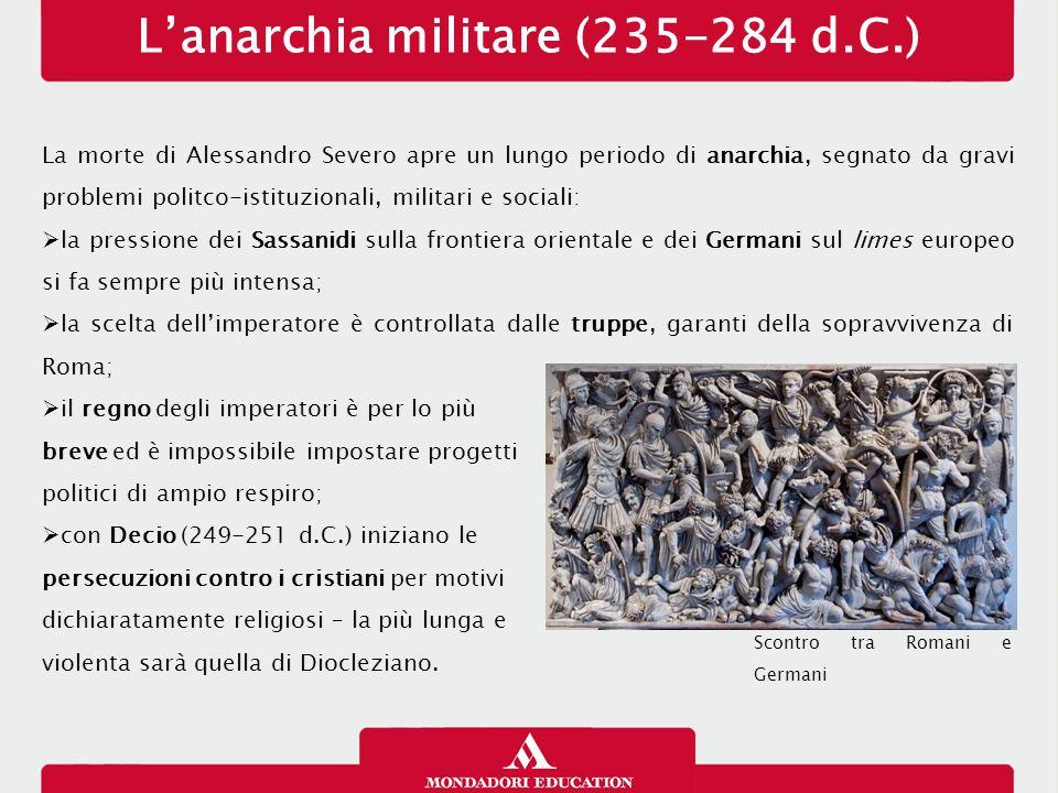 L'anarchia militare (235-284 d.C.)