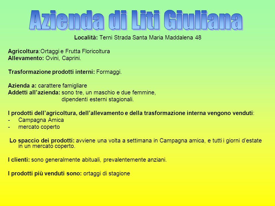 Azienda di Liti Giuliana