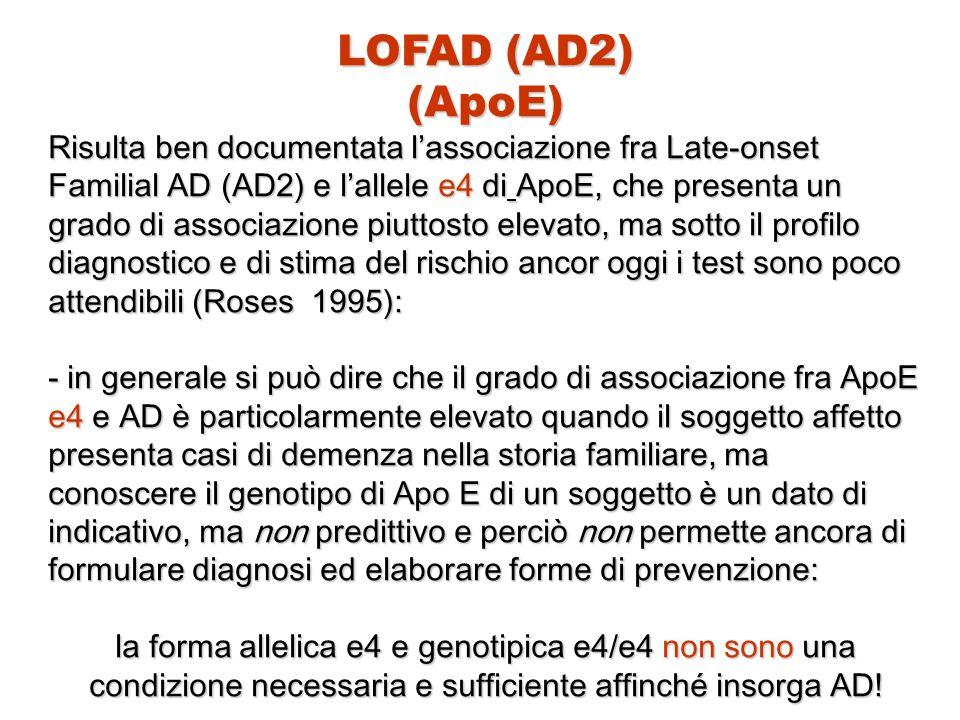 LOFAD (AD2) (ApoE)