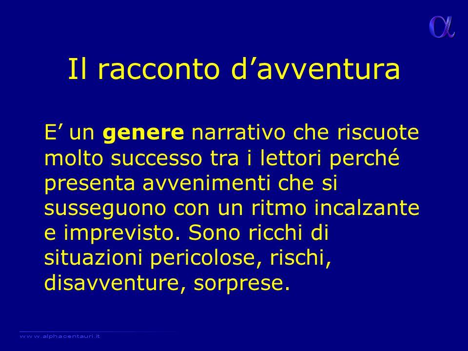 Il racconto d'avventura