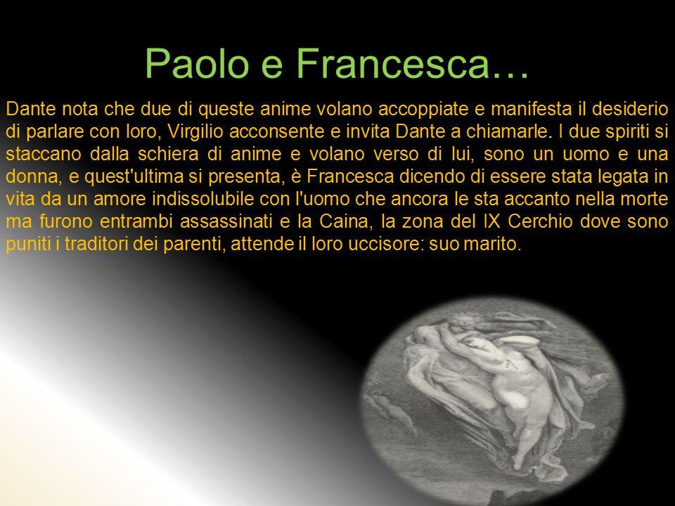 Paolo e Francesca…