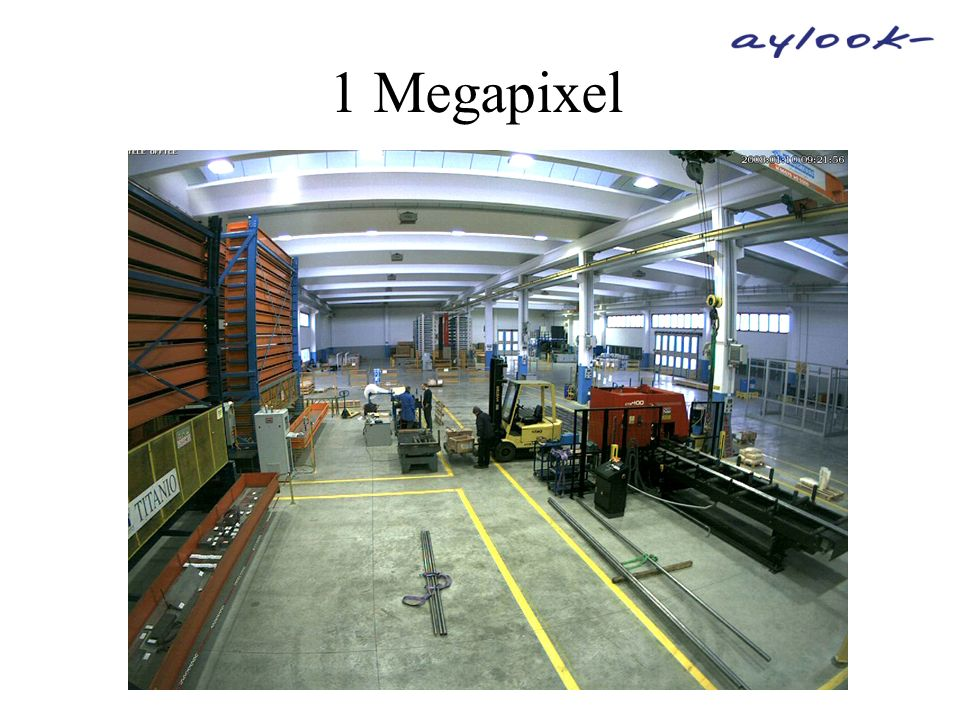 1 Megapixel
