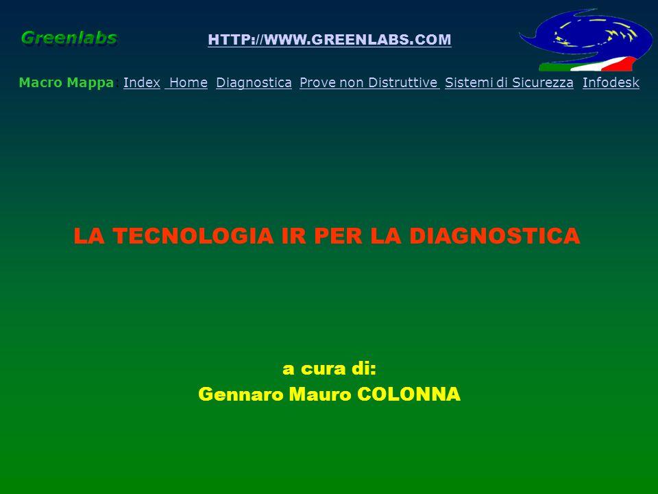LA TECNOLOGIA IR PER LA DIAGNOSTICA