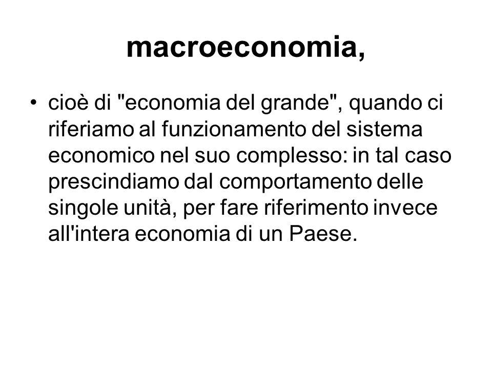 macroeconomia,