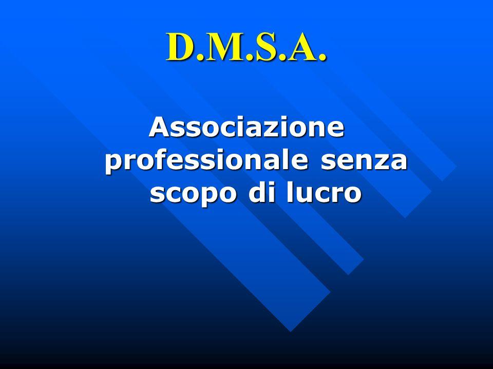 Associazione professionale senza scopo di lucro
