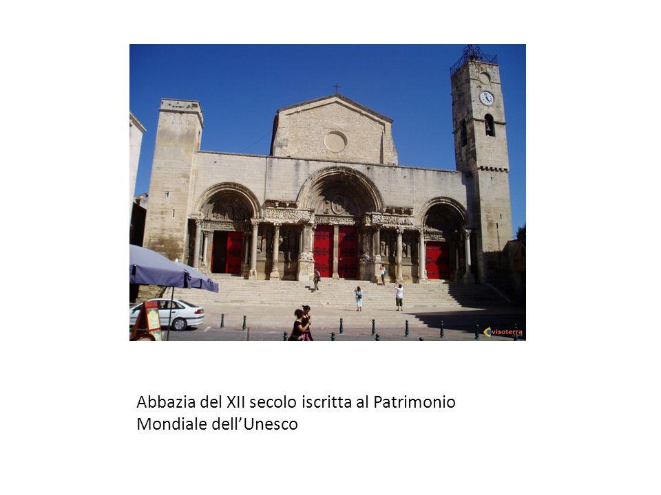 Abbazia del XII secolo iscritta al Patrimonio Mondiale dell'Unesco