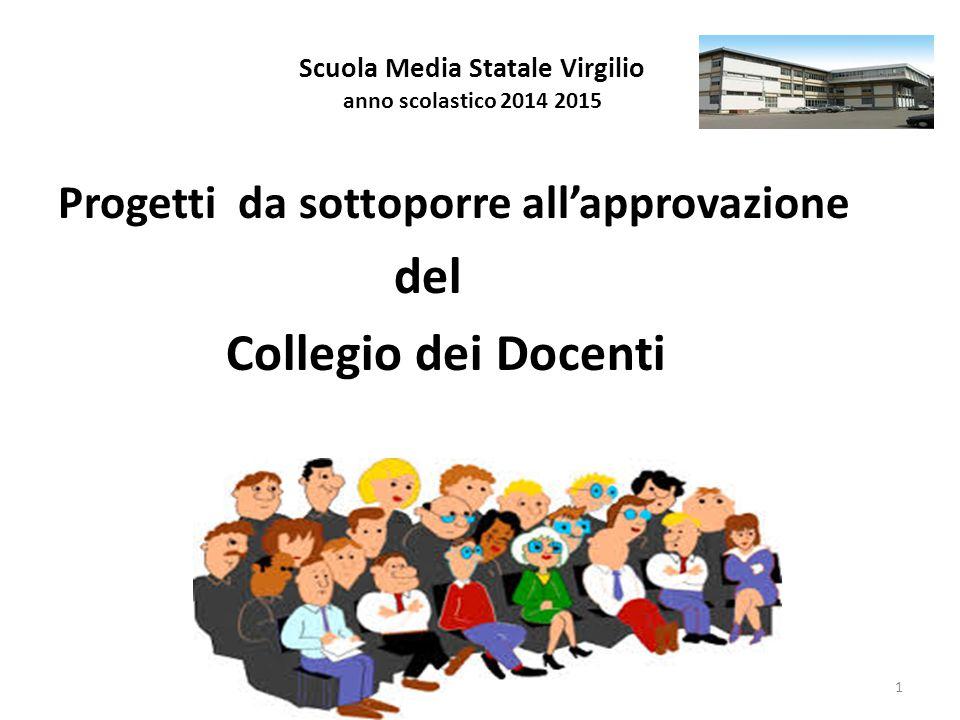 Scuola Media Statale Virgilio anno scolastico 2014 2015