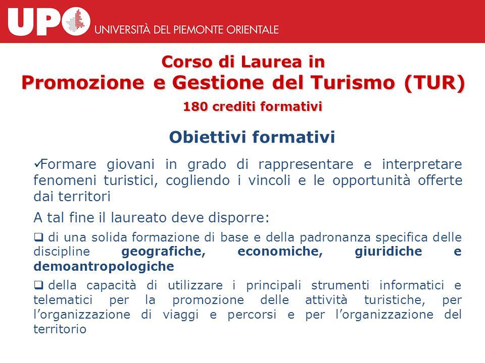 Corso di Laurea in Economia Aziendale (CLEA) 180 crediti formativi