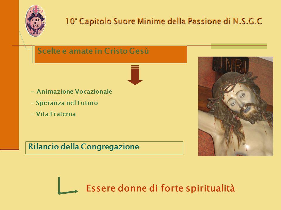 Essere donne di forte spiritualità