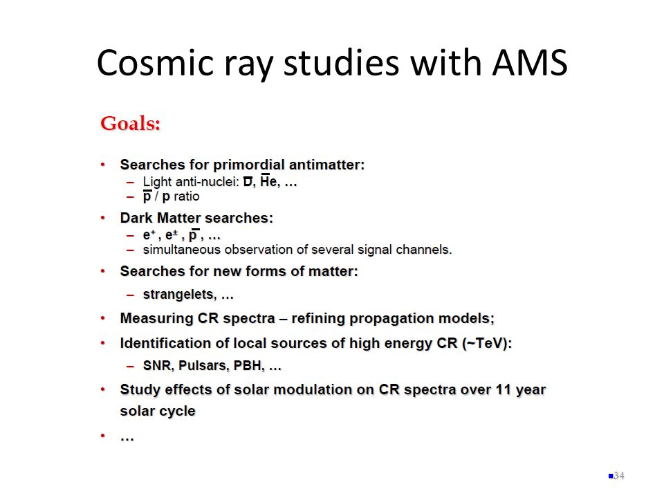 Cosmic ray studies with AMS