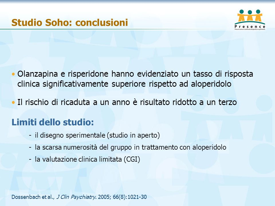 Studio Soho: conclusioni