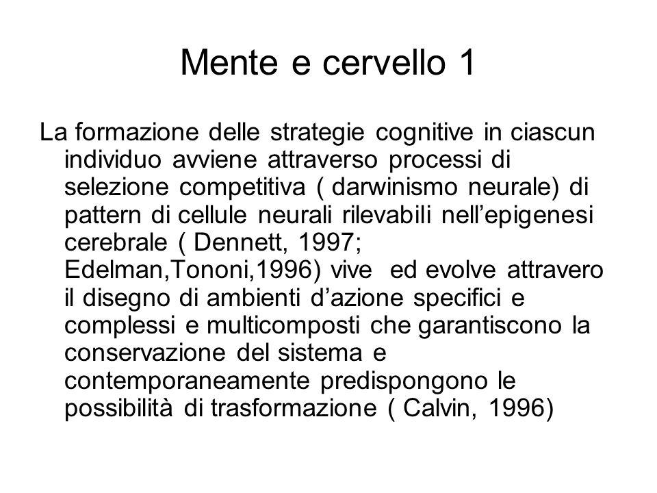 Mente e cervello 1