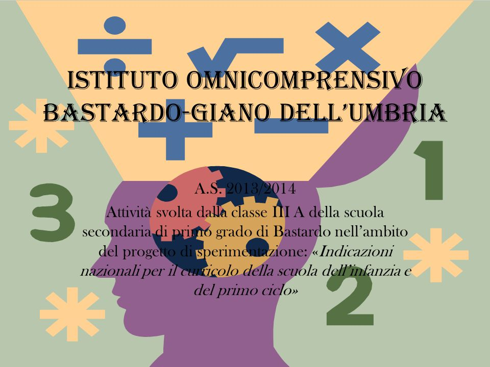 Istituto omnicomprensivo Bastardo-Giano dell'Umbria