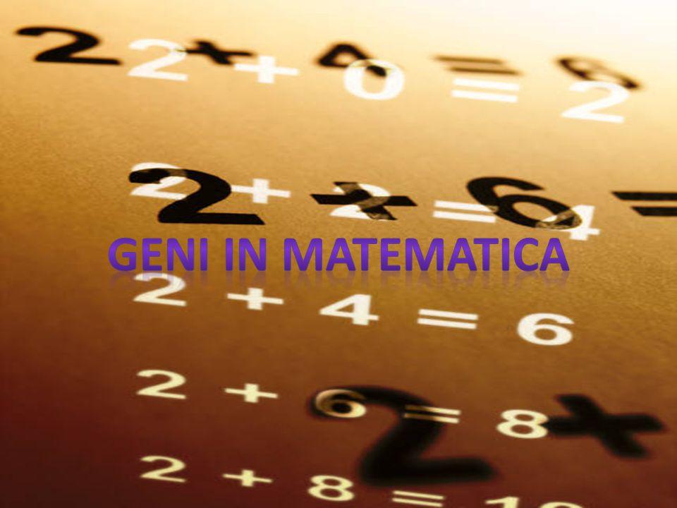 Geni in matematica