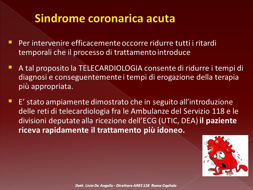 Sindrome coronarica acuta