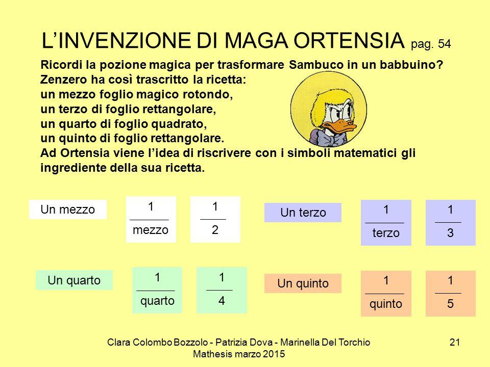 L'INVENZIONE DI MAGA ORTENSIA pag. 54