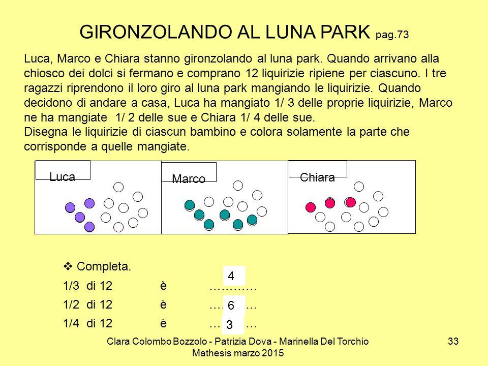 GIRONZOLANDO AL LUNA PARK pag.73