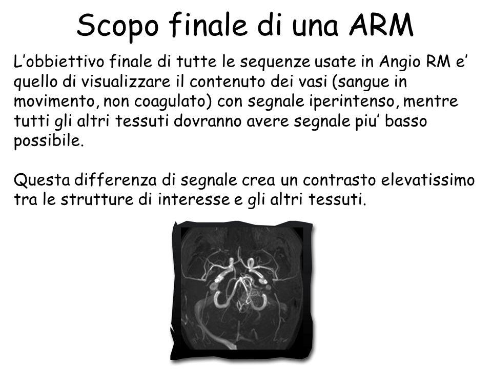 Scopo finale di una ARM