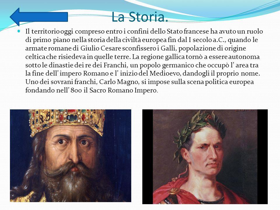La Storia.