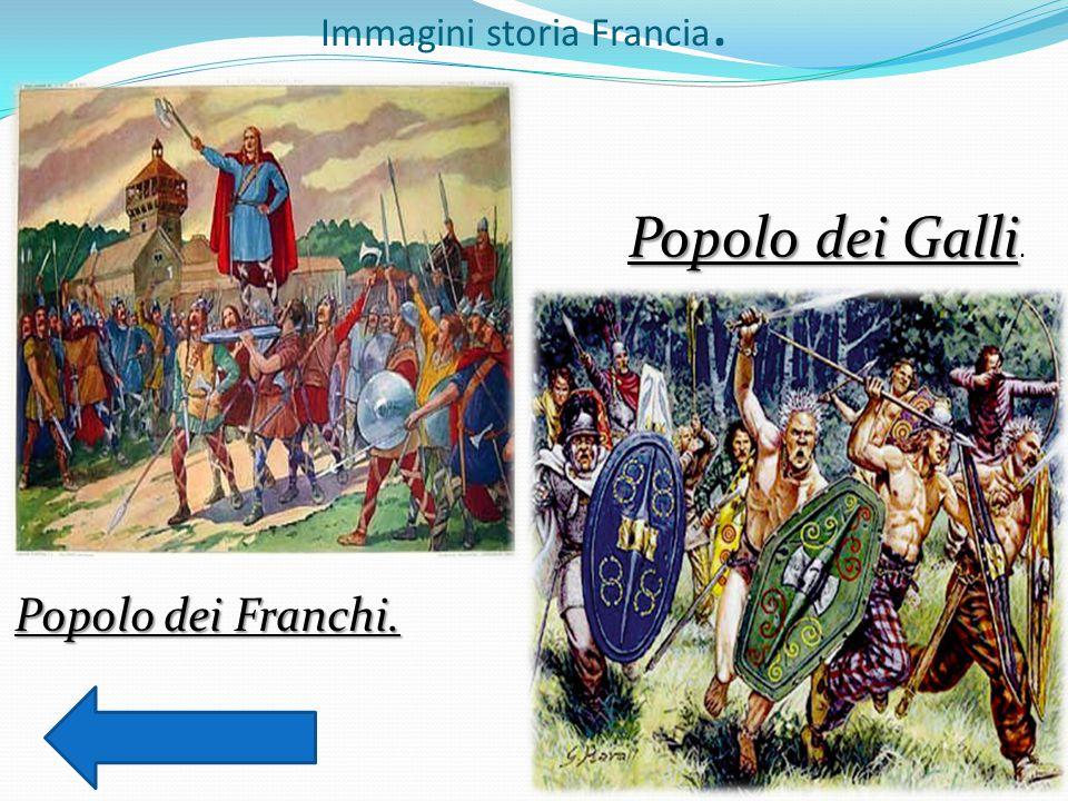 Immagini storia Francia.