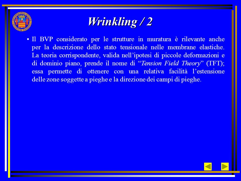 Wrinkling / 2