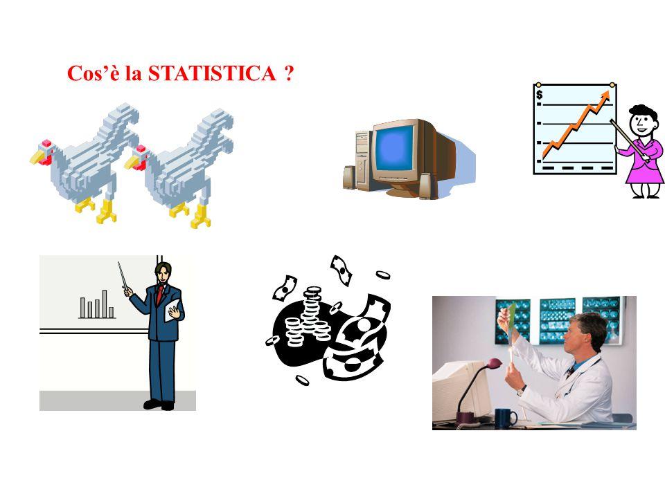 Cos'è la STATISTICA