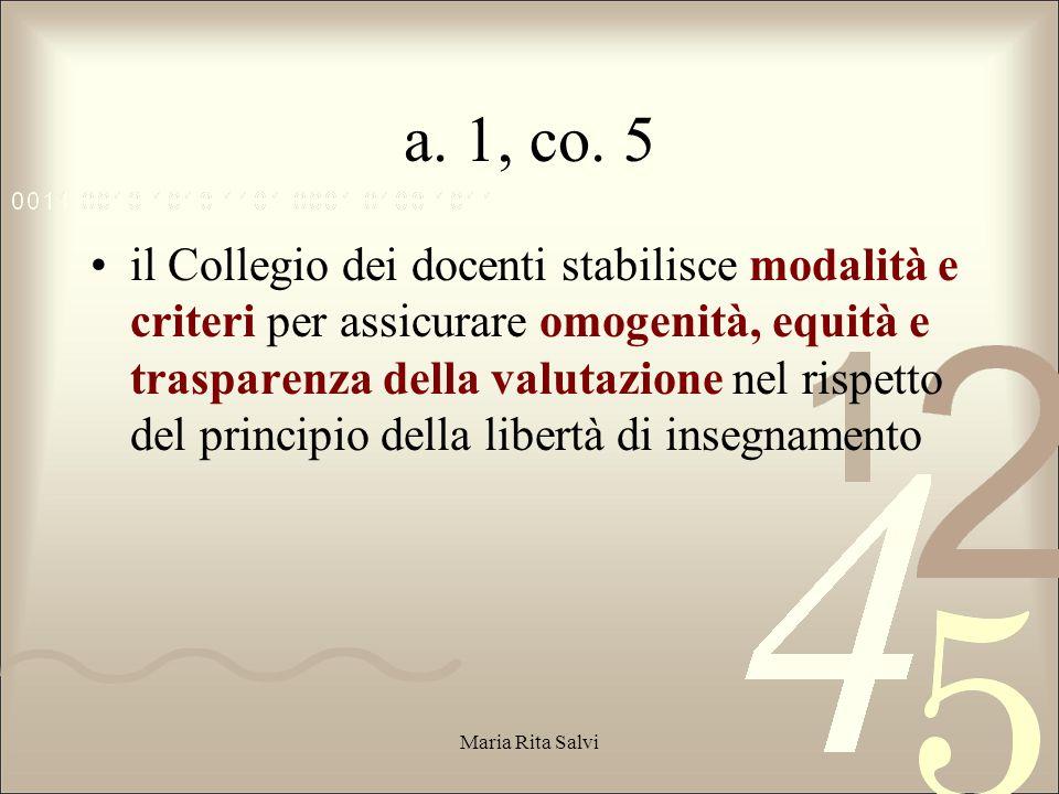 a. 1, co. 5