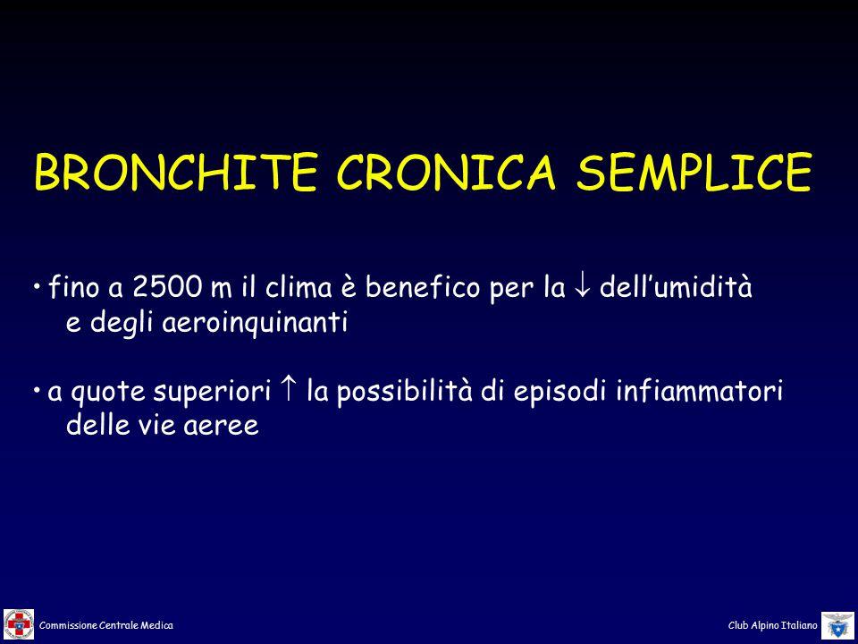 BRONCHITE CRONICA SEMPLICE