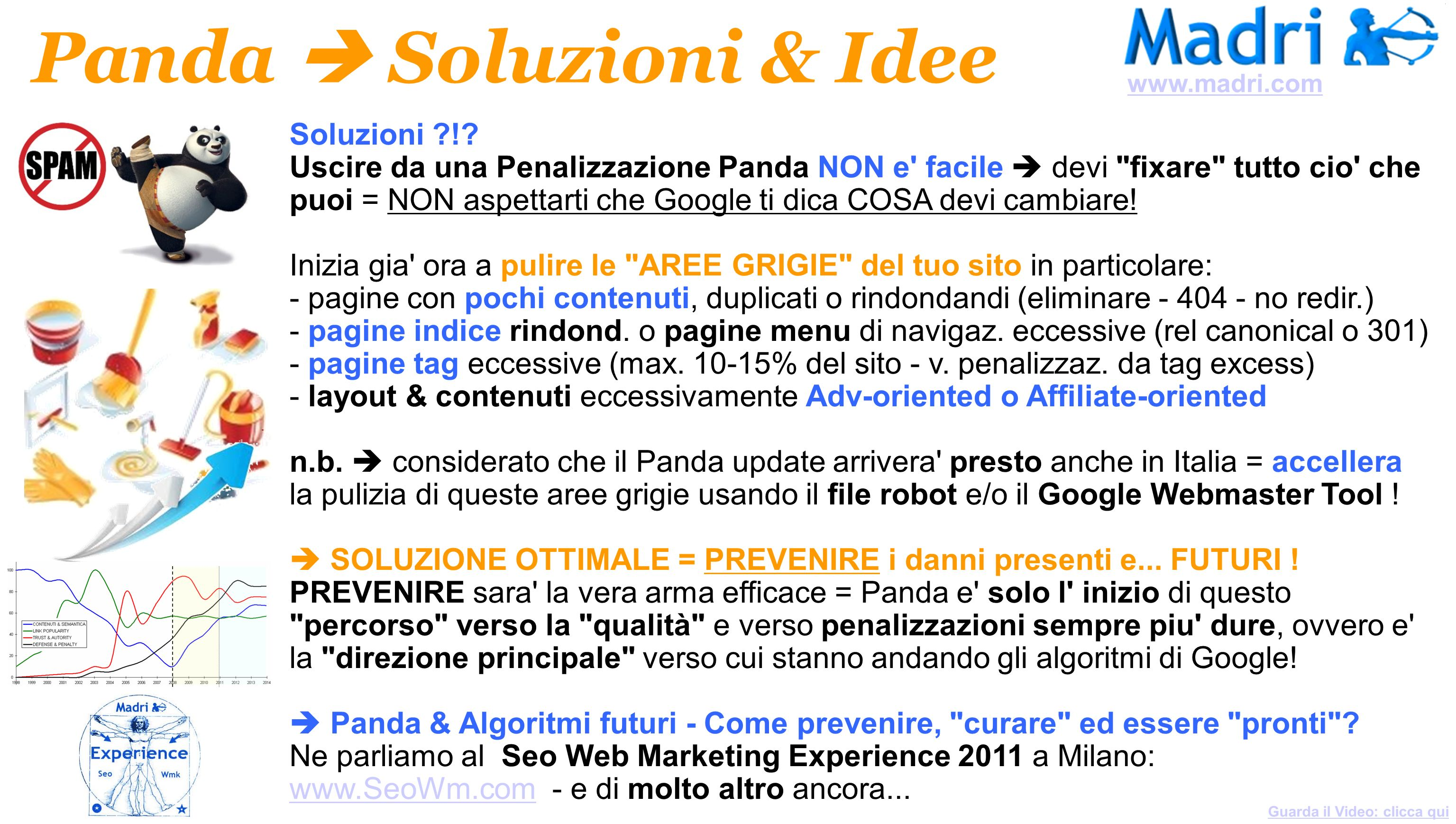 Panda  Soluzioni & Idee