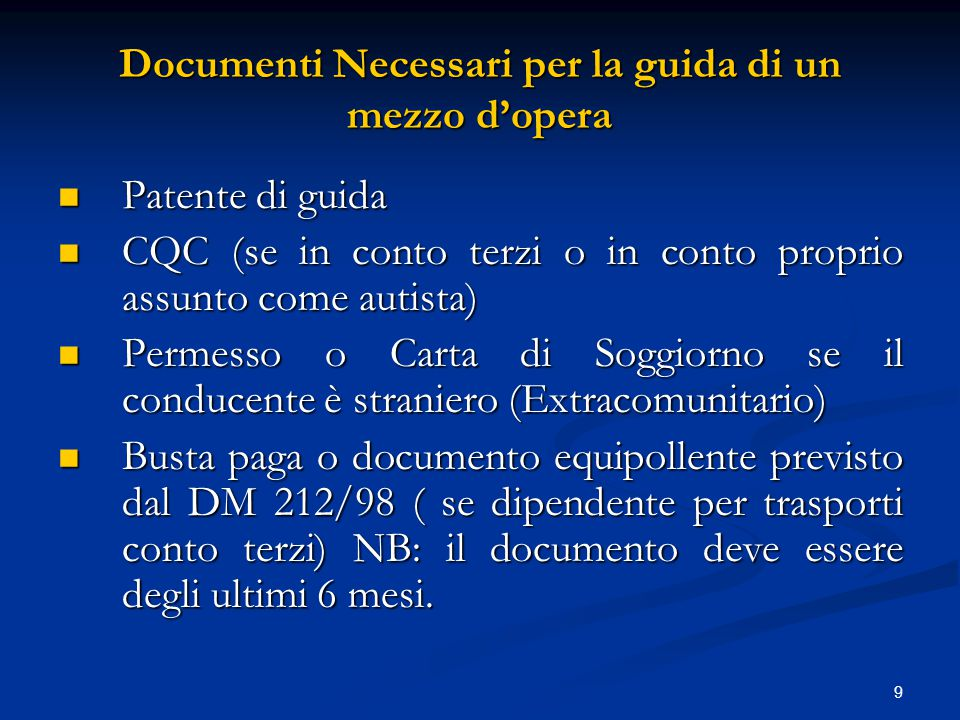 documenti necessari per carta di soggiorno - 28 images - emejing ...