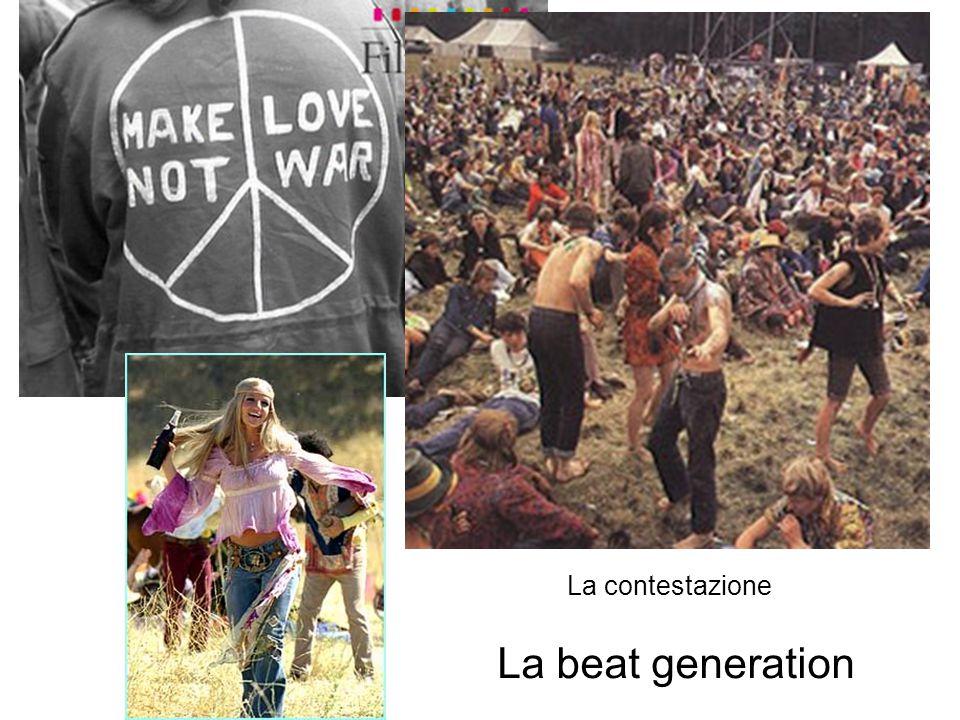 La beat generation La contestazione