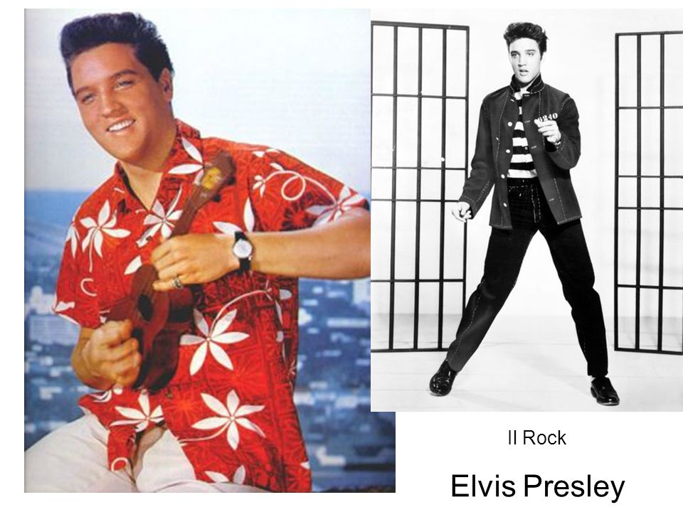 Il Rock Elvis Presley