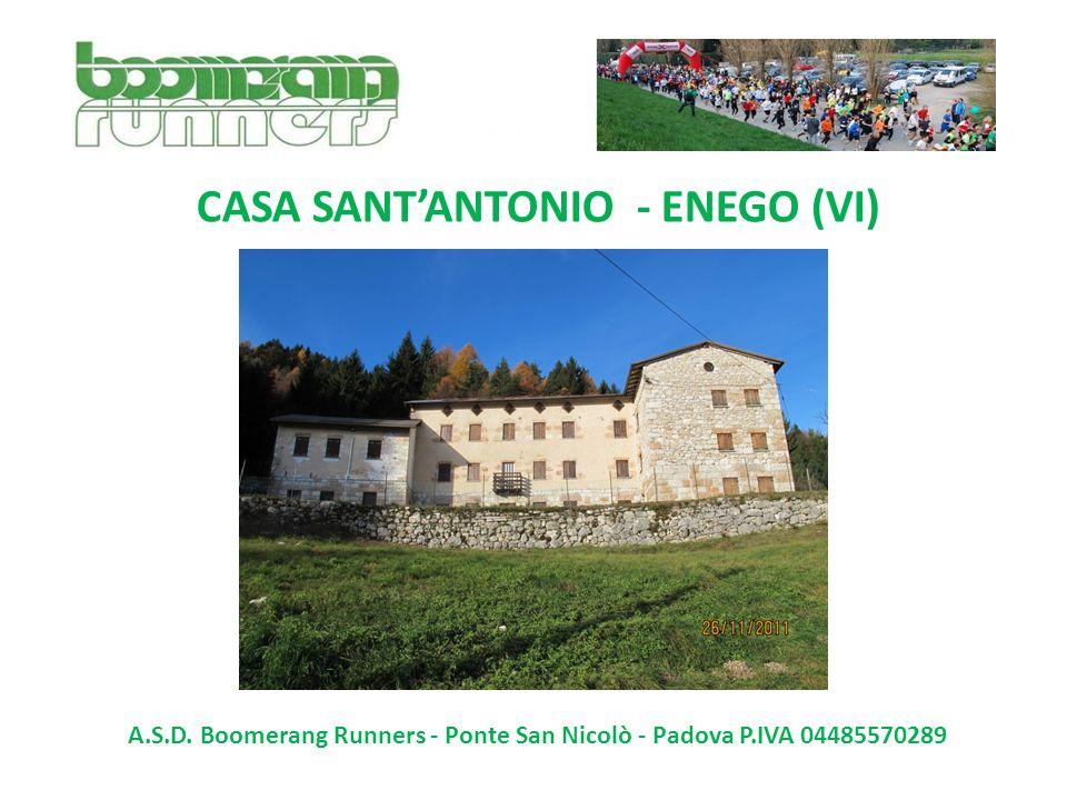 CASA SANT'ANTONIO - ENEGO (VI)