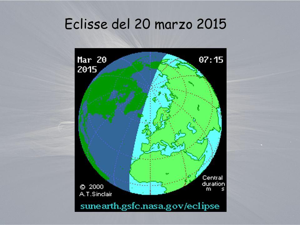 Eclisse del 20 marzo 2015 Total Solar Eclipse 2009 22 luglio Marshall Island