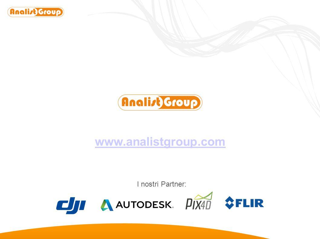 www.analistgroup.com I nostri Partner: 17