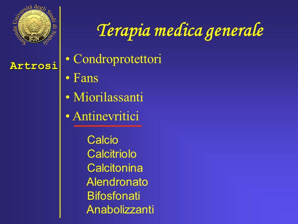 Terapia medica generale