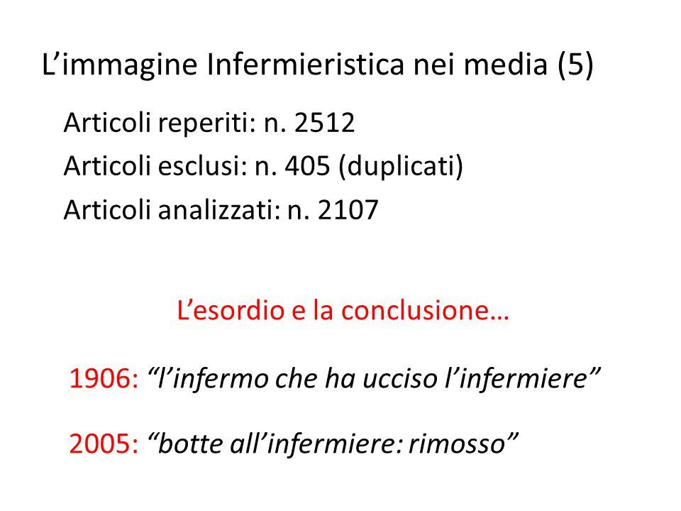 L'immagine Infermieristica nei media (5)