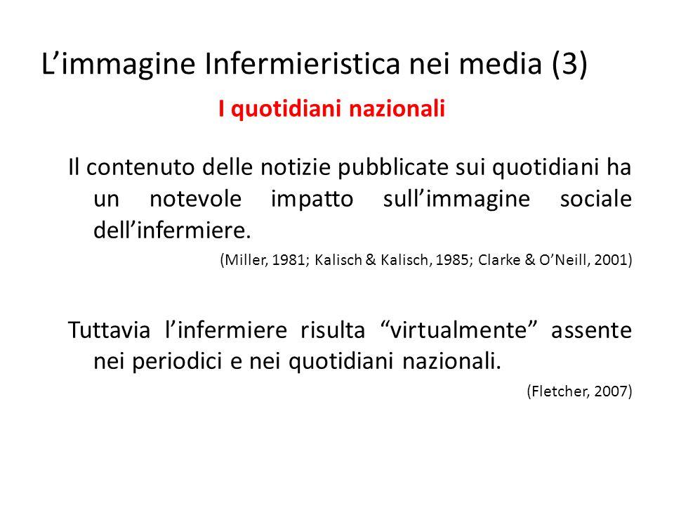 L'immagine Infermieristica nei media (3)