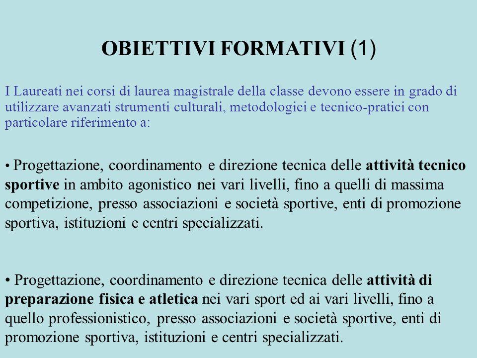 OBIETTIVI FORMATIVI (1)