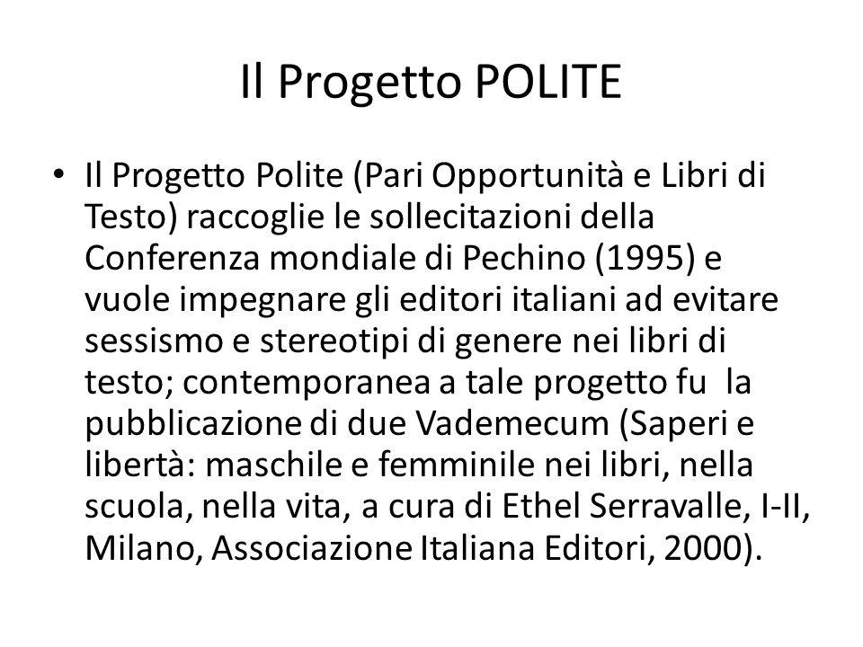 Il Progetto POLITE