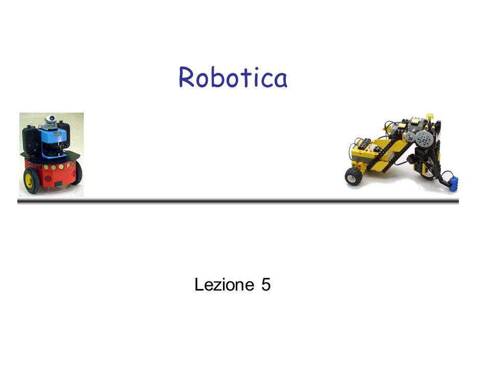 Robotica Lezione 5