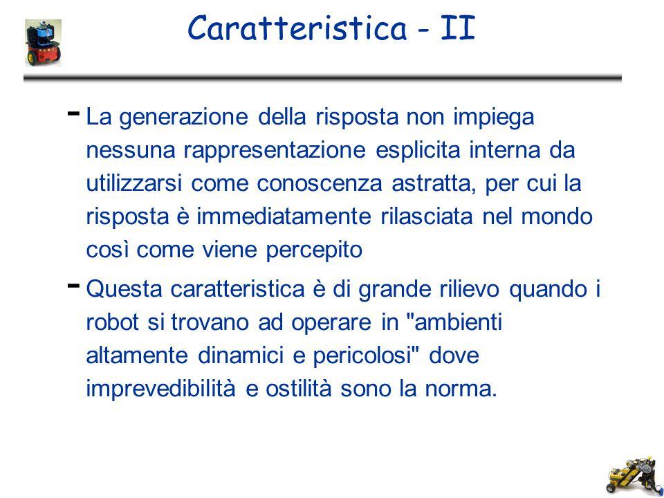 Caratteristica - II