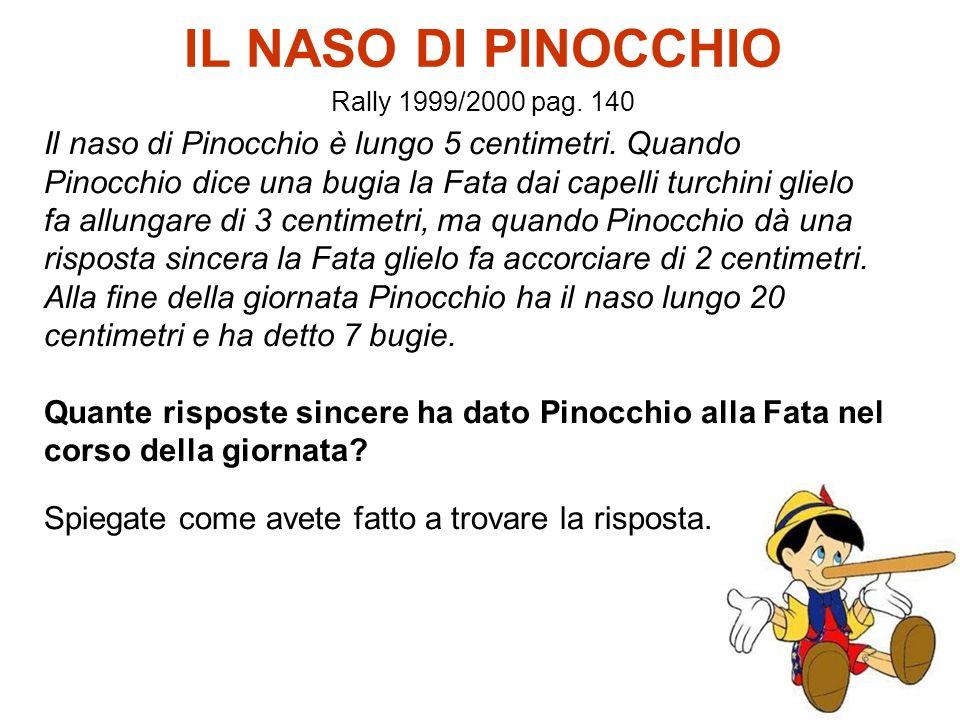 IL NASO DI PINOCCHIO Rally 1999/2000 pag. 140