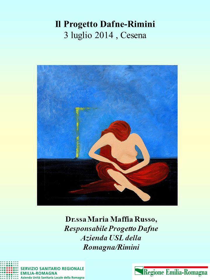 Il Progetto Dafne-Rimini