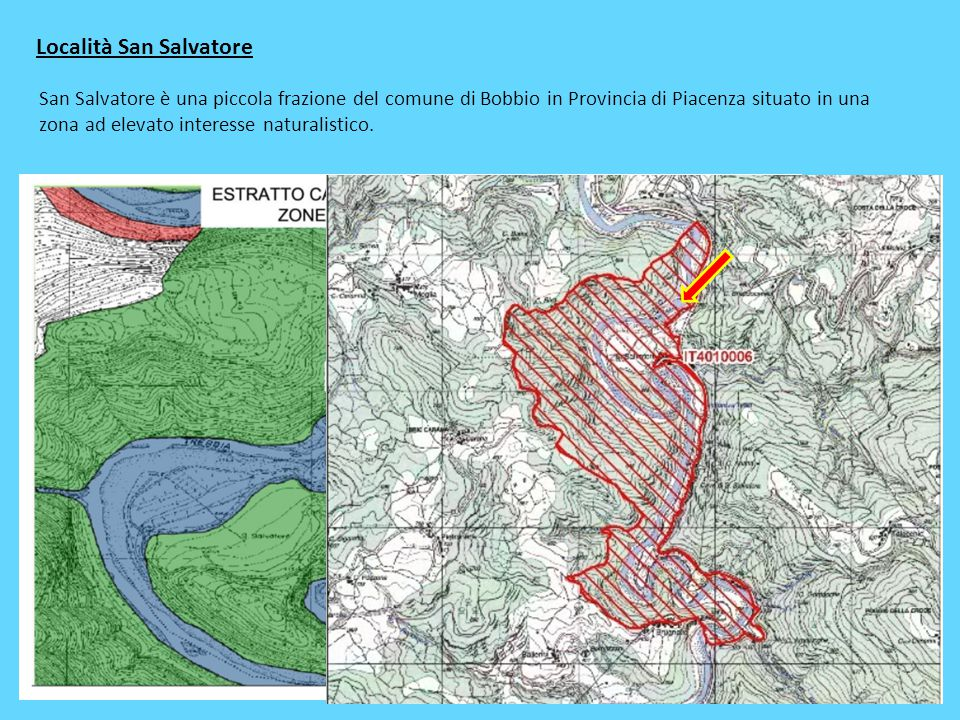 Località San Salvatore