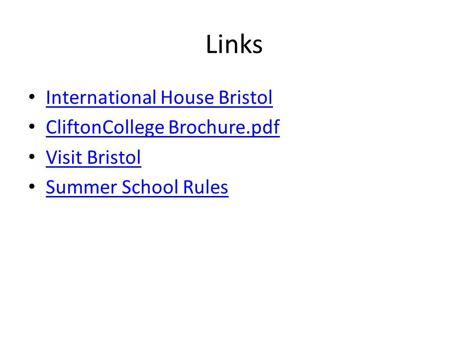 Links International House Bristol CliftonCollege Brochure.pdf