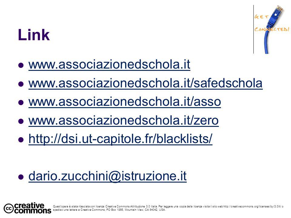 Link www.associazionedschola.it www.associazionedschola.it/safedschola