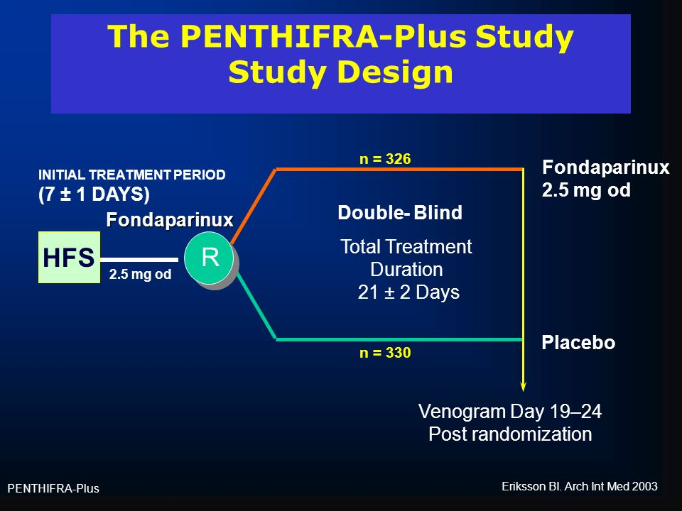 The PENTHIFRA-Plus Study