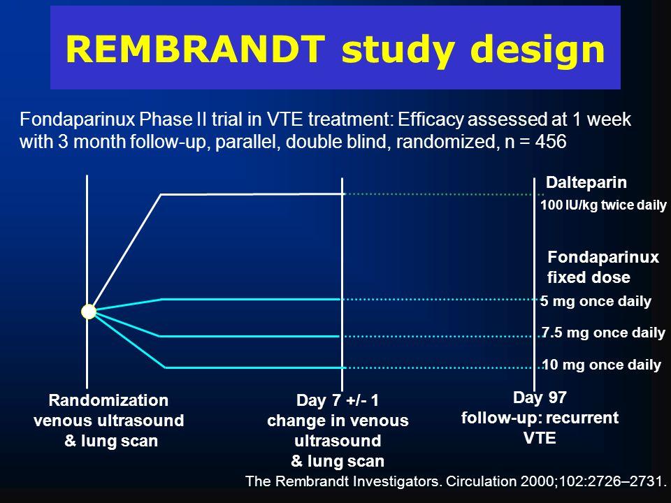 REMBRANDT study design
