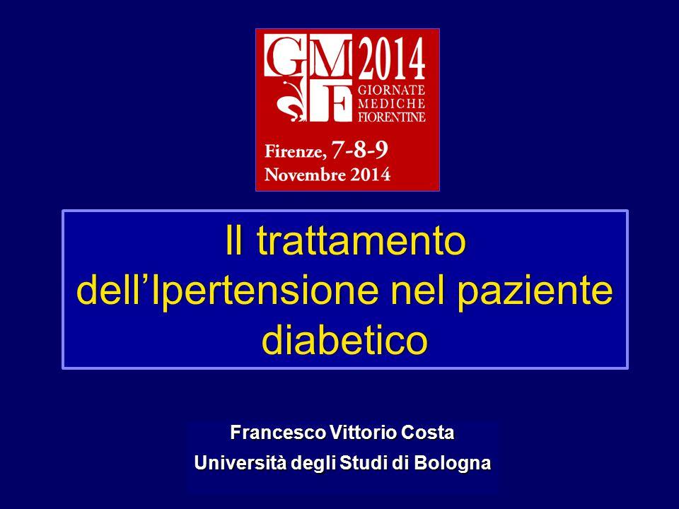 Francesco Vittorio Costa Università degli Studi di Bologna
